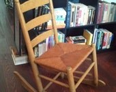 Rocking Chair - it's Antique -Pickup only