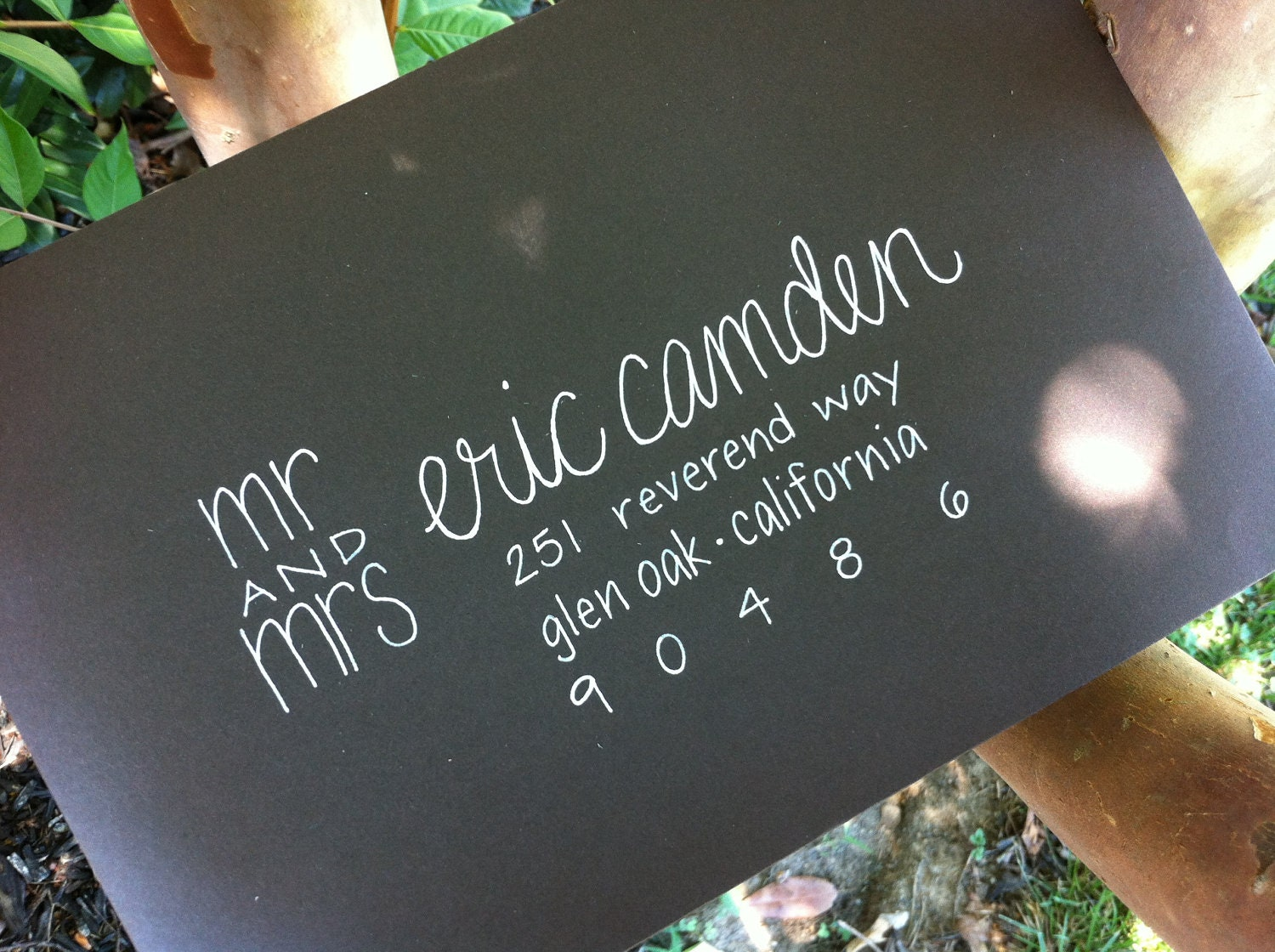 Ways To Save On Wedding Invitations: Envelope Addressing / Calligraphy For Envelopes / Professional