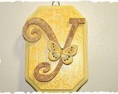 Decorative Wall Letters/Initials/Name/Photo Prop, Hand Painted letters, Home Section, Home Decor, Room Decor