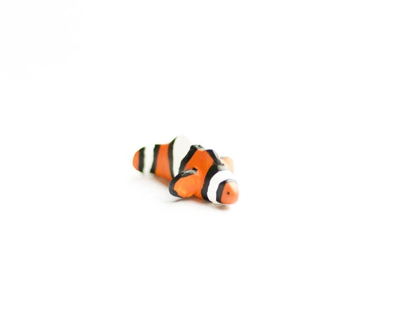 Little Clown Fish Totem (Nemo)