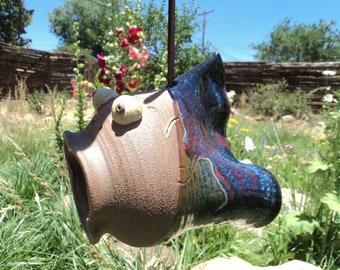 Ceramic Fish Wind-Chime