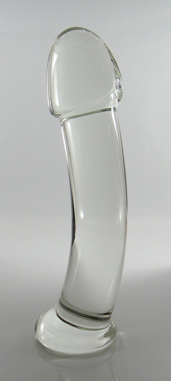 Opinion the extra large glass dildo agree with