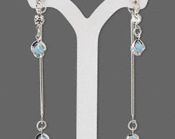 Dazzling Dangle Earrings
