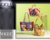 VOGUE handbag pattern 8484 UNCUT a B. RANDLE design