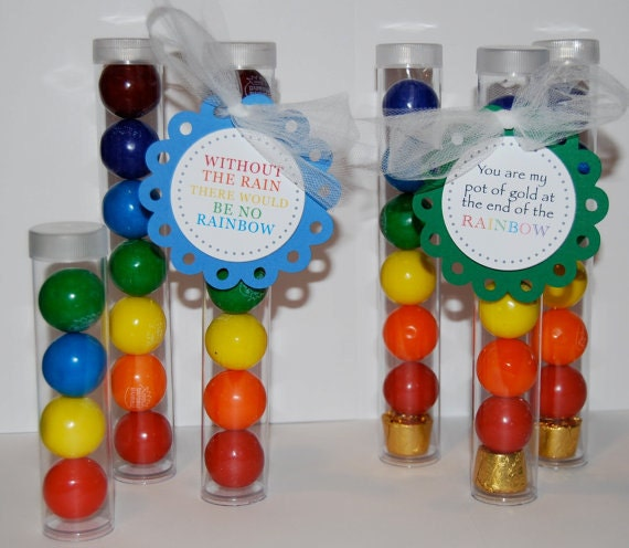 "Clear plastic tubes with caps - Qty 30 - use for storage -  party favors -  shower favors - 1"" gumball tubes -  quick and easy gifts"