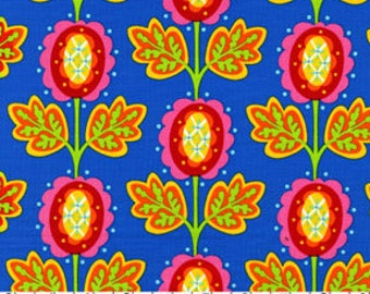 Peony: Garden Party by Pillow and Maxfield for Michael Miller Fabrics 1 Yard Cut