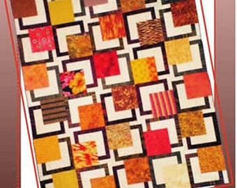 BQ Quilt Pattern Maple Island Quilts DIY Quilting Sewing 3 Sizers to Make Quilting