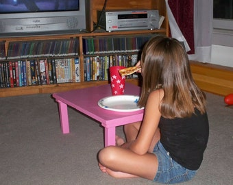 Kids Coffee Table,Kids Desk Table,Kids Play Table, Girls Play Table, Boys Play Table, Kids Table, Kids Wood Play Table,