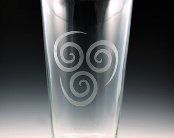 Avatar The Last Airbender - Legend of Korra Air Nation Pint Glass
