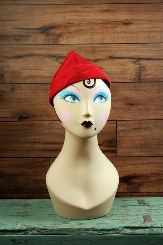 Vintage Red Hat 23