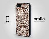 iPhone 5/5S Case - Maya Calendar iPhone Case