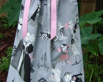 Boutique Pillowcase dress featuring The Ghastlies :CH046