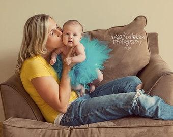 Baby Turquoise  Tutu Skirt