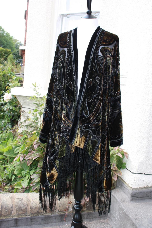 1000 Images About 1920s Quot Kimono Quot Dresses On Pinterest