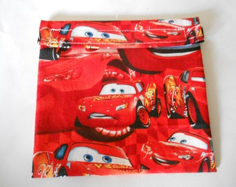 Disney Cars Reusable Sandwich bag