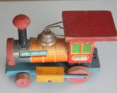 Collectors treasure, The number 161 Looky Chug Chug toy train engine