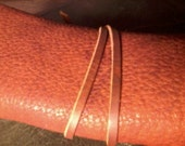 Leather Tobacco Pouch Whiskey Elk