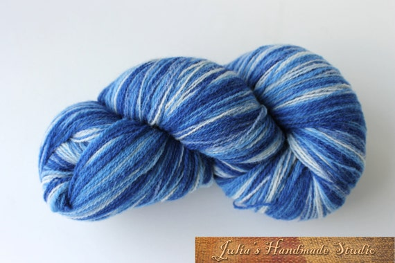 2ply Kauni Wool Yarn. Estonian Artistic yarn 8/2, 260gr.