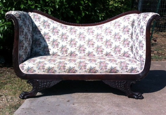 Reserved for Fitzwili - Settee