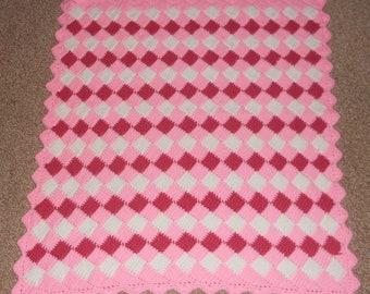 Baby Diamond Blanket