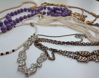Vintage Assorted Lot of Jewelry
