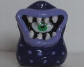 Eyeball Mouth Monster