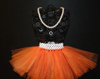 Orange TuTu, Halloween Tutu, Baby Tutu, Infant Tutu, Orange Newborn Tutu, Halloween Tutu, Tutu, Baby Girl Tutu, Baby Tutu, Ballerina Tutu
