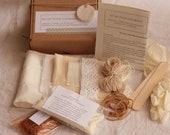 Natural Dye Kit - Kit de Tintes Naturales.