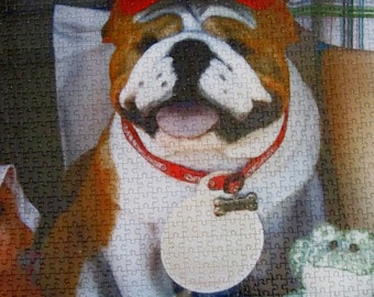 POSTER SIZE Custom Jigsaw Puzzle Perfect Present  1200 pieces  Personalized Gift. Custom Photo puzzle over 1000 pieces.