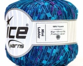 ICE Brand Mini Ladder Majestic Crochet Yarn
