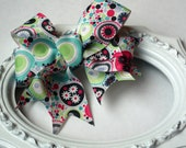 Boutique style hair bow