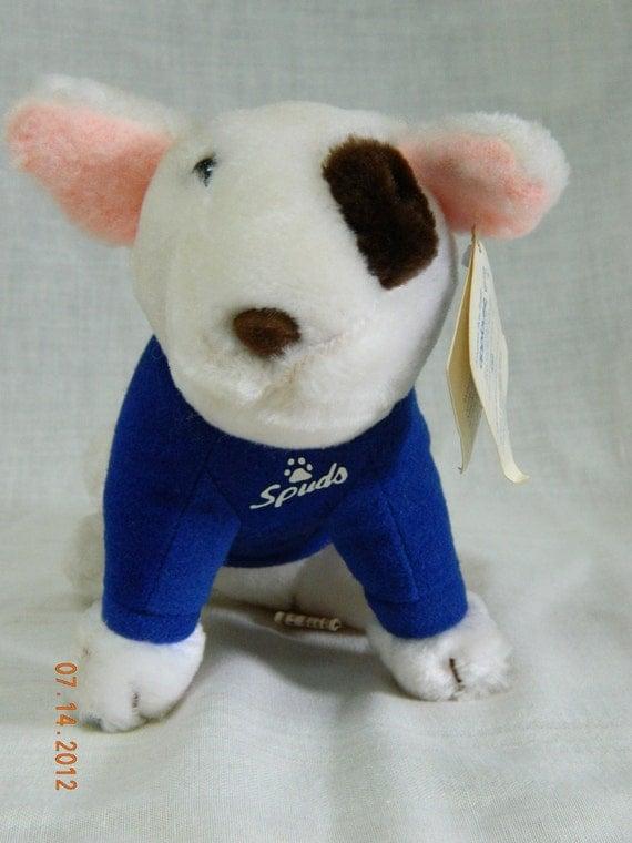 Bud Light Spuds Mackenzie 1987 Mascot Dog By Citylimitsvintage