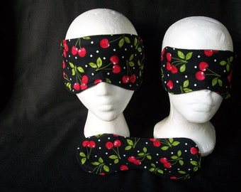 Cherry Sleep Mask