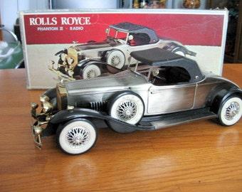 1960 Rolls Royce Transistor Radio