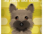 Cairn Terrier Funny Dogs Original Art Print - Humorous Dog Breed Art -11x14- Funny Dog Poster - Dogs Incorporated