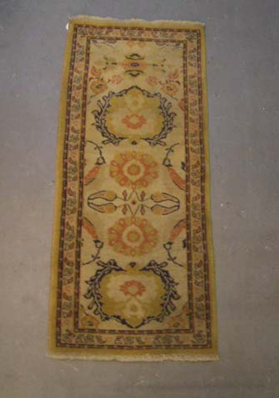 20% OFF SALE - 1960s Semi-Antique, Turkish Runner