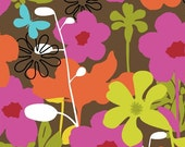 CLEARANCE Windham Fabrics Shadow Flower-1 Yard