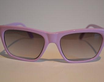 Vintage Mauve/Lilac Ladies Sunglasses