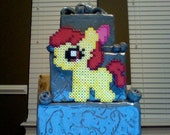 My Little Pony Silly Filly Perler Ponies: Apple Bloom