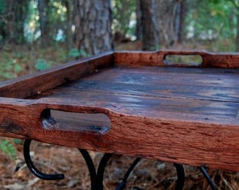 Serving Tray/ Vanity/ Ottoman/ Large Tray/ Wedding Decor