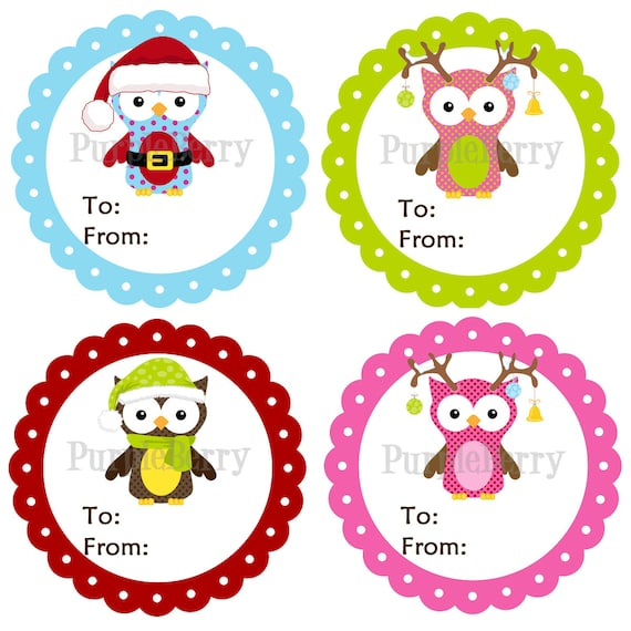 Beautiful Christmas Gift Label Stickers Part - 7: Like This Item?