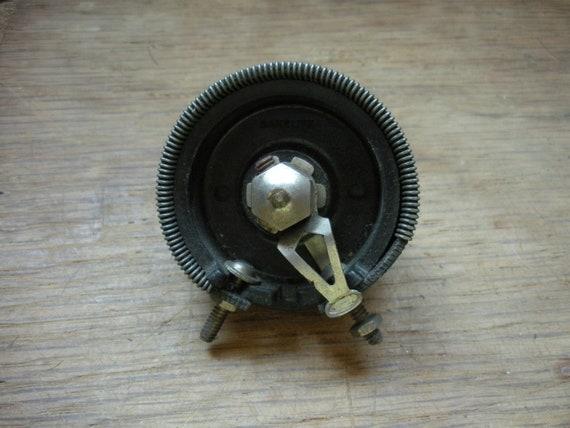 Vintage Radio Bakelite Part - Eilot
