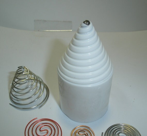 Coil Jig Replica, Double Helix coil Jig