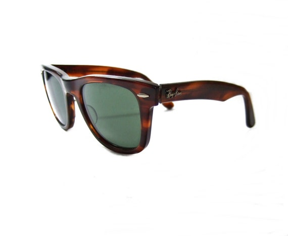 Vintage Ray-Ban Wayfarer Sunglasses Teen or  XS