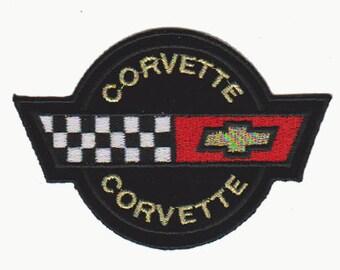 corvette racing patch