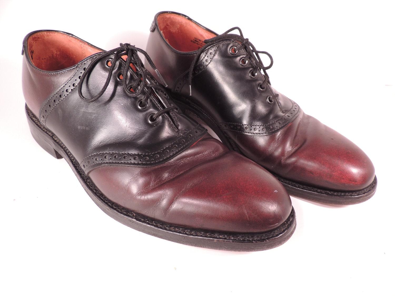 oxford dress shoes by jarman regency by vintagecountyusa