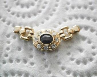 Vintage Pendant  Metallic Gold Color