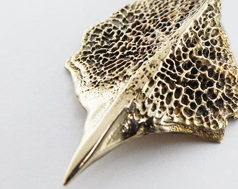 Yemaya- fishbone necklace