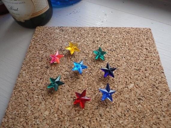 Star Pushpins