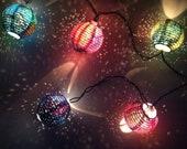 SALE! Galaxy Light Paper Lanterns